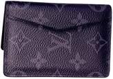 Louis Vuitton Black Cloth Small Bag, wallets & cases