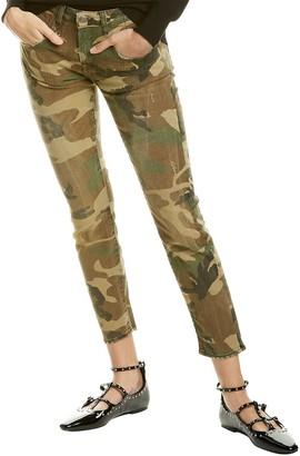 R 13 Boy Beige Camo Skinny Leg Jean
