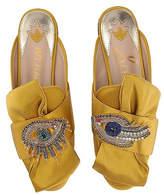 Sam Edelman Yellow Eye Mule Sandal