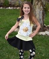 Beary Basics Daisy Flower Tank & Skirt - Toddler & Girls