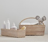 Pottery Barn Kids Changing Table Storage