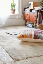 Urban Outfitters Hazy Tie-Dye Wool Woven Rug