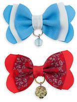 Disney Belle Hair Bow Set