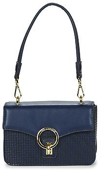 Ted Lapidus FIDELIO women's Shoulder Bag in Blue