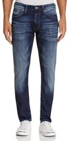 Mavi Jeans Jake Slim Fit Jeans in Dark Shaded Williamsburg