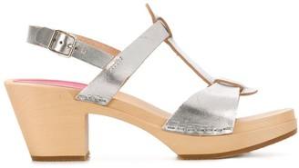 Swedish Hasbeens Greek sandals