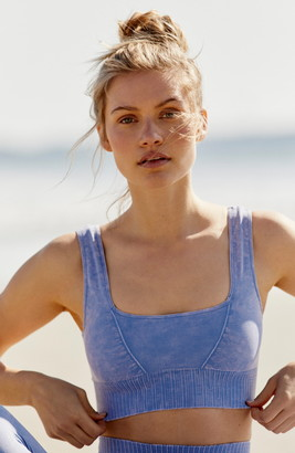 Free People Karma Square Neck Sports Bra