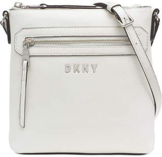 DKNY Tappen Leather Crossbody