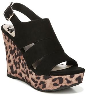 Fergalicious Valentina Platform Wedge Sandals Women's Shoes
