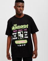 The Hundreds Brand Core T-Shirt Black