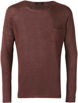 Roberto Collina fine knit jumper