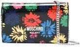 Moschino daisy print shoulder bag