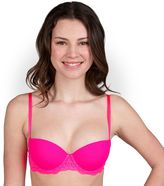 Candies Juniors' Candie's® Bra: Lace Frame Push-Up Balconette Bra