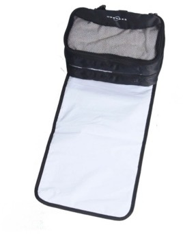 Obersee Extra Large Diaper Changing Station Bag