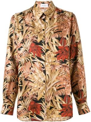Salvatore Ferragamo Printed Shirt