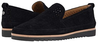 Franco Sarto Haiku (Black Suede) Women's Shoes