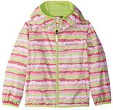 Columbia Kids - Pixel Grabbertm II Wind Jacket Girl's Coat