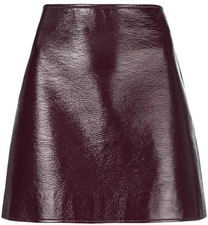 9d6d0aefc2 Patent Skirt - ShopStyle UK