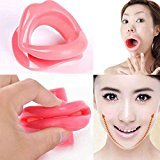 Ewin®Health Casual Rubber Face Slimmer Muscle Tightener Anti-Aging Anti-Wrinkle Mouth