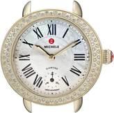 Michele Women's MW21E01B0025 Serein 12 Analog Display Swiss Quartz Gold Watch Head