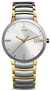 Rado Centrix Quartz Watch, 38mm