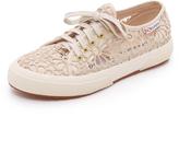 Superga Macrame Cotu Sneakers