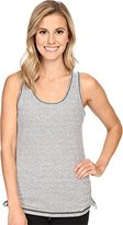 Lucy Women's Sleeveless Dashing Stripes Top