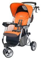 Vela Lightweight Stroller - Tropical