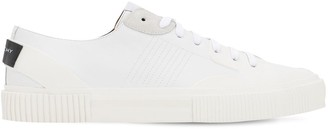 Givenchy Light Leather Tennis Sneakers