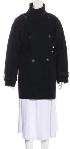 Andrew Marc Tori Wool Coat w/ Tags