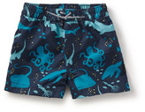 Tea Collection Creatures of the Deep Swim Trunks (Baby Boys)
