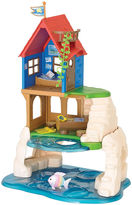 International Playthings Calico Critters Secret Island Playhouse