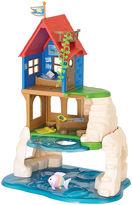 International Playthings Calico Critters Secret Island Playhouse