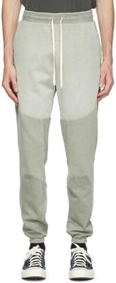 John Elliott Green Seneca Lounge Pants