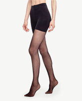 Ann Taylor Perfect Sheer Modern Control Top Tights