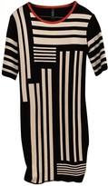 Marc Cain Black Cotton - elasthane Dress for Women