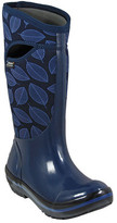 Bogs Women's Plimsoll Prince of Wales Tall