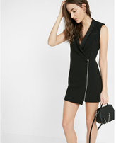 Express tuxedo jacket dress