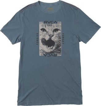 RVCA Young Mens Forgive Forget Tee Shirt