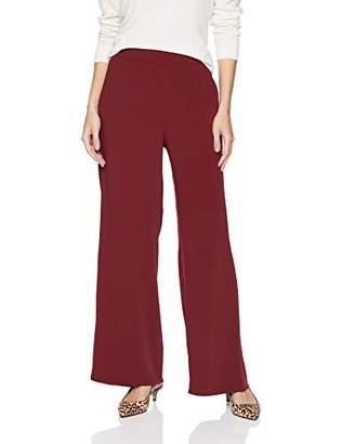 Nine West Women's Crepe Trouser Pant