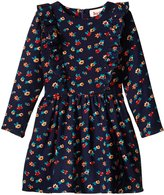 Siaomimi Lola Dress Floral (Toddler/Kid) - Navy Floral - 6