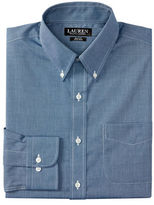 Lauren Ralph Lauren Slim-Fit End-on-End Dress Shirt