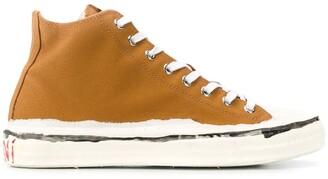Marni High-Top Sneakers