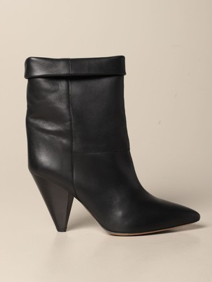 Isabel Marant Boot In Lambskin