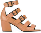Pierre Hardy 'Parallele' sandals - women - Leather - 37