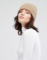 Johnstons Ribbed Hat