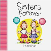 """Bed Bath & Beyond """"Sisters Forever"""" Board Book by P.K. Hallinan"""