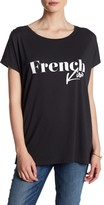 South Parade Taylor French Kiss Short Sleeve Tee