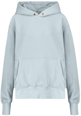 LES TIEN Exclusive to Mytheresa Cotton fleece hoodie