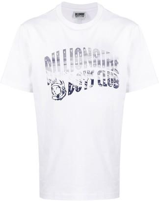 Billionaire Boys Club crew neck logo print T-shirt